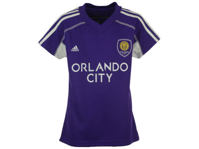 Orlando City SC MLS Girls Primary Call Up Jersey