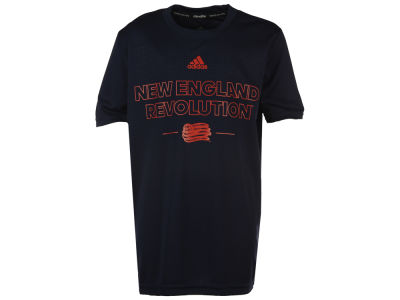New England Revolution MLS Youth Club Authentic T-Shirt