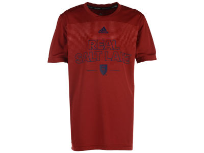 Real Salt Lake MLS Youth Club Authentic T-Shirt