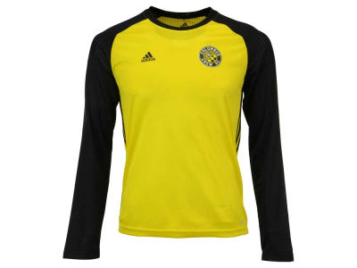 Columbus Crew SC MLS Youth Training Long Sleeve Shirt