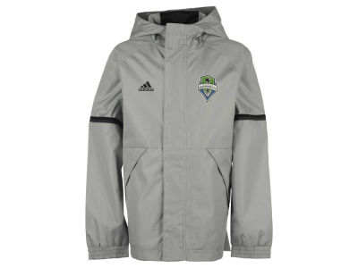 Seattle Sounders FC MLS Youth Rain Jacket