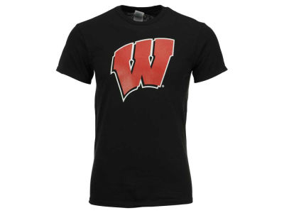 Wisconsin Badgers NCAA 2 for $28 NCAA Men's Big Logo T-Shirt