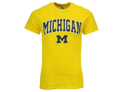 Michigan Wolverines NCAA Men's Midsize T-Shirt