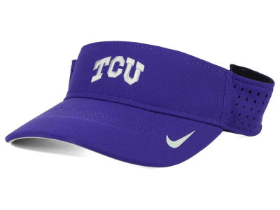 Texas Christian Horned Frogs Nike NCAA Vapor Visor