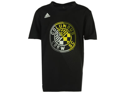 Columbus Crew SC MLS Youth Aerofade T-Shirt