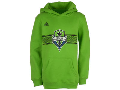 Seattle Sounders FC adidas MLS Youth Band of Brothers Hoodie