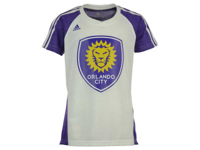 Orlando City SC MLS Girls Club Surface T-Shirt