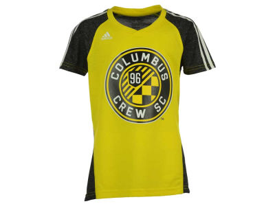 Columbus Crew SC adidas MLS Girls Club Surface T-Shirt