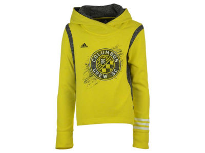 Columbus Crew SC MLS Girls Performance Hoodie