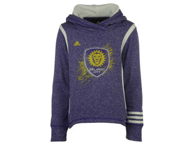 Orlando City SC MLS Girls Performance Hoodie