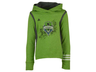 Seattle Sounders FC MLS Girls Performance Hoodie