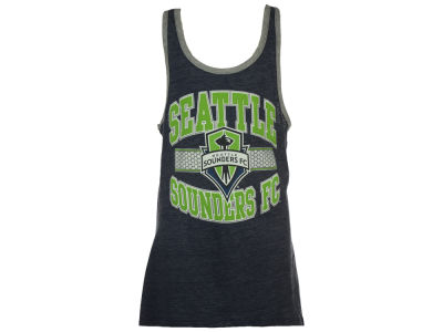 Seattle Sounders FC adidas MLS Girls Twist Tank