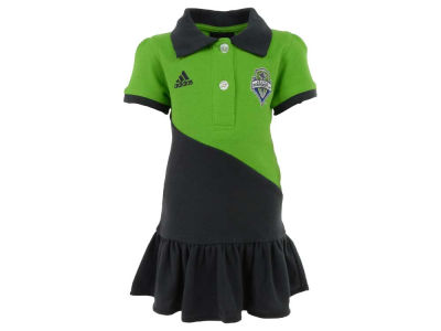 Seattle Sounders FC MLS Toddler Good Sport Dress