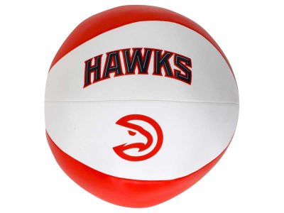 Atlanta Hawks Softee Free Throw Basketball 8""