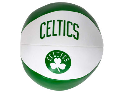 Boston Celtics Softee Free Throw Basketball 8""