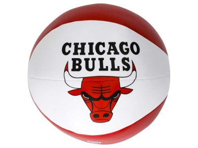 Chicago Bulls Softee Free Throw Basketball 8""