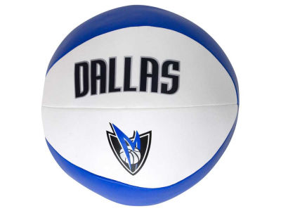 Dallas Mavericks Softee Free Throw Basketball 8""