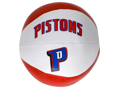 Detroit Pistons Softee Free Throw Basketball 8""