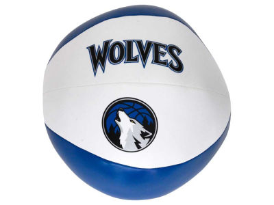 Minnesota Timberwolves Softee Free Throw Basketball 8""