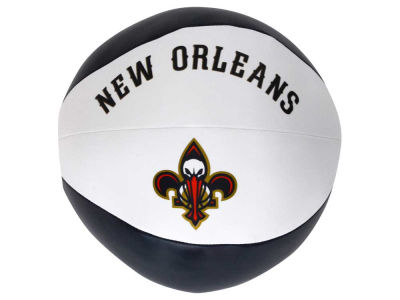 New Orleans Pelicans Softee Free Throw Basketball 8""