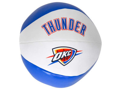Oklahoma City Thunder Softee Free Throw Basketball 8""