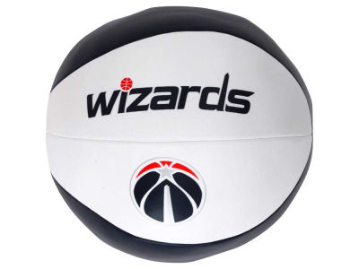 Washington Wizards Softee Free Throw Basketball 8""