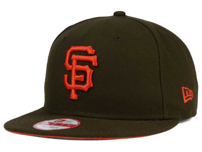 San Francisco Giants New Era MLB Municipal Customs 9FIFTY Snapback Cap