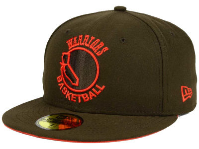 San Francisco Warriors New Era HWC Municipal Customs 59FIFTY Cap