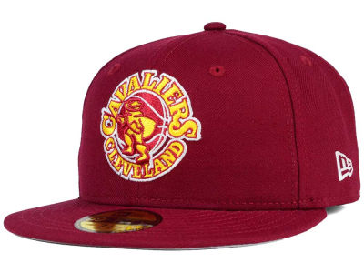 Cleveland Cavaliers New Era NBA HWC Team Basic 59FIFTY Cap
