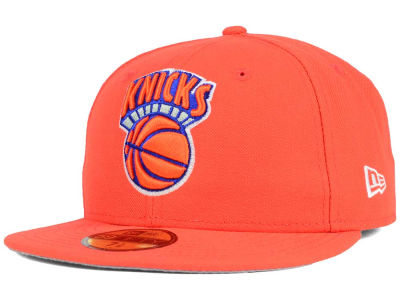 New York Knicks New Era NBA HWC Team Basic 59FIFTY Cap