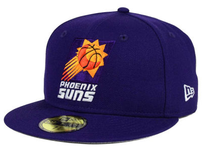 Phoenix Suns New Era NBA HWC Team Basic 59FIFTY Cap