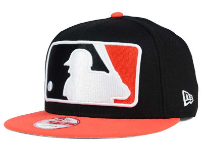 Miami Marlins New Era MLB Team Logo Man 9FIFTY Snapback Cap
