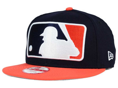 San Diego Padres New Era MLB Team Logo Man 9FIFTY Snapback Cap