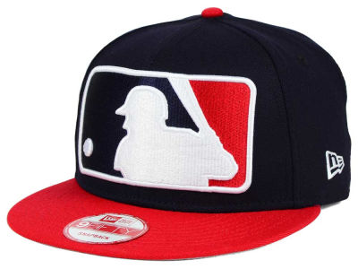 Washington Nationals New Era MLB Team Logo Man 9FIFTY Snapback Cap