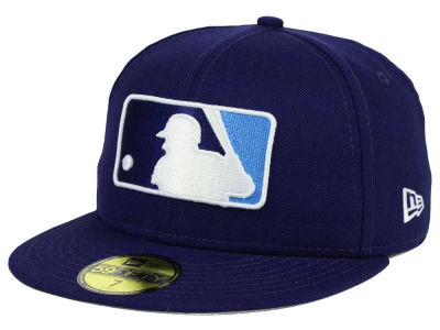 Tampa Bay Rays New Era MLB Team Logo Man 59FIFTY Cap