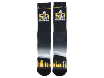 Super Bowl 50 NFL Super Bowl 50 City Socks