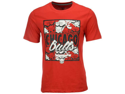 Chicago Bulls NBA Men's All Over T-Shirt
