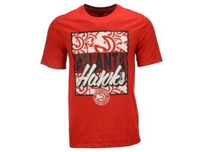 Atlanta Hawks NBA Men's All Over T-Shirt