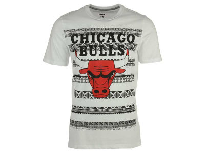 Chicago Bulls NBA Men's Aztec T-Shirt