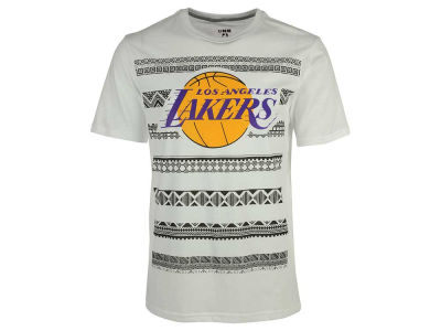 Los Angeles Lakers NBA Men's Aztec T-Shirt