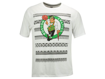 Boston Celtics NBA Men's Aztec T-Shirt