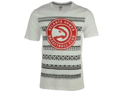 Atlanta Hawks NBA Men's Aztec T-Shirt