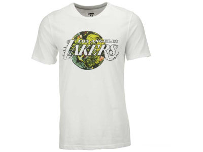 Los Angeles Lakers NBA Men's Floral Joint T-Shirt