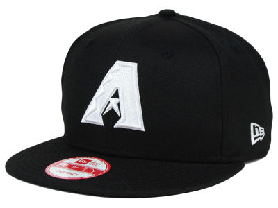 Arizona Diamondbacks New Era MLB B-Dub 9FIFTY Snapback Cap