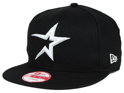 Houston Astros New Era MLB B-Dub 9FIFTY Snapback Cap
