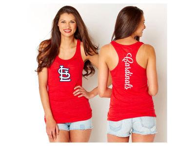 St. Louis Cardinals MLB Women's Slub Tank
