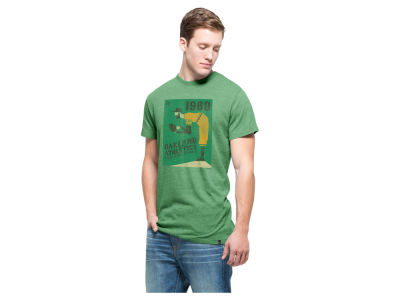 Oakland Athletics '47 MLB Men's Pitcher Tri State T-Shirt