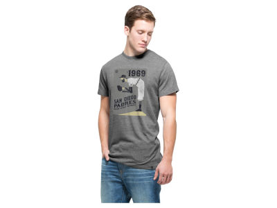 San Diego Padres '47 MLB Men's Pitcher Tri State T-Shirt
