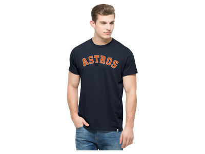 Houston Astros '47 MLB Men's Crosstown MVP Flanker T-shirt