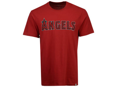 Los Angeles Angels '47 MLB Men's Crosstown MVP Flanker T-shirt
